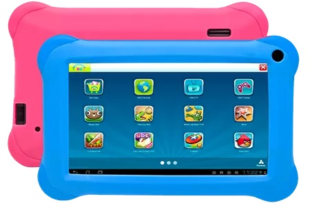 Tablet 9 Quad-Core 1GB/8GB Android 8.1 (Azul/Rosa) - DENVER