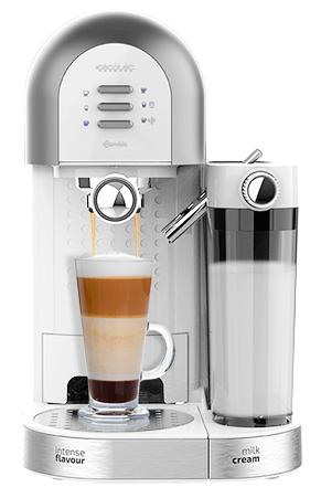 Máquina de Café á Pressão Power InstantCCINO 20 1470W 1.7L (Branco) - CECOTEC