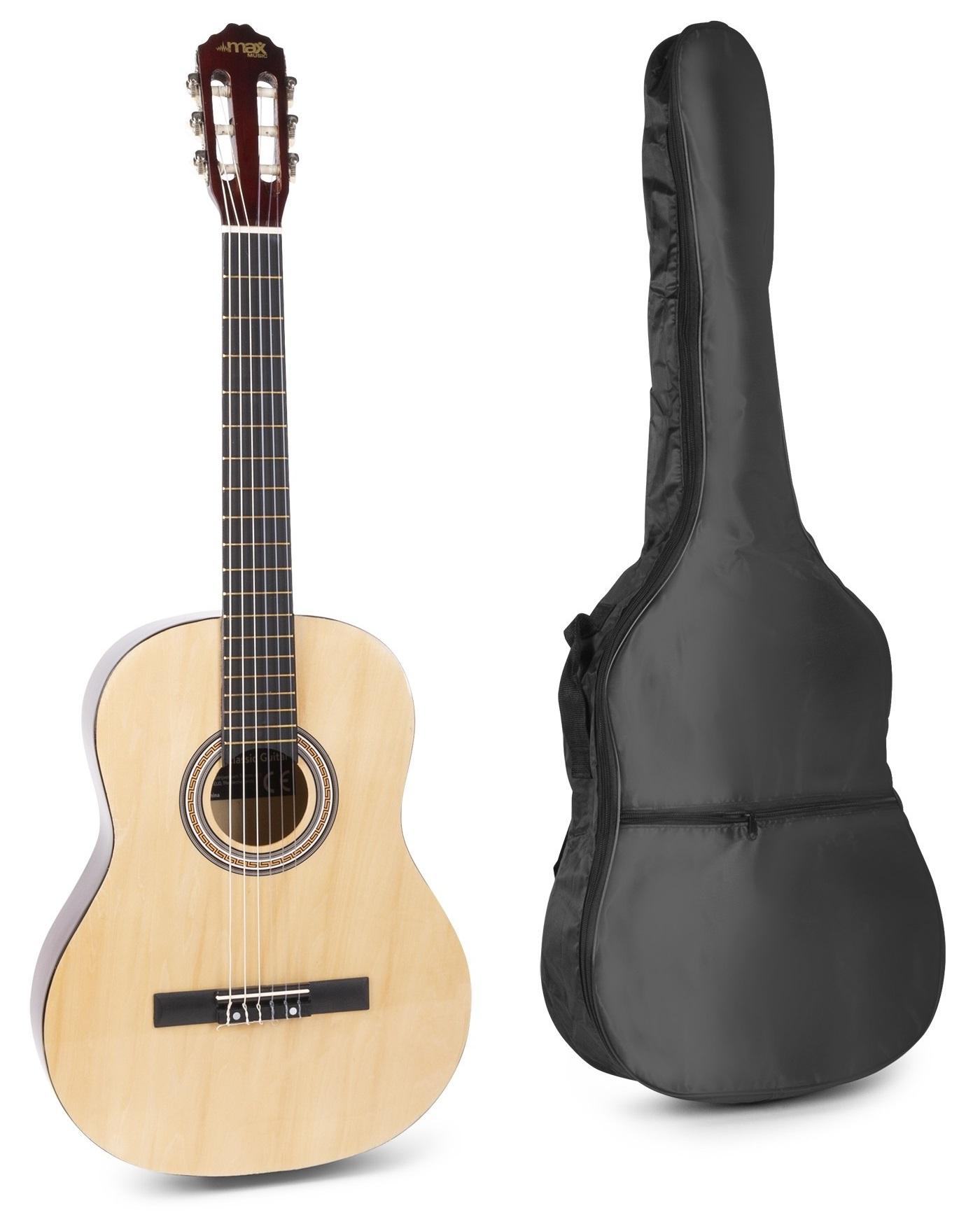 Pack Soloart Guitarra Clássico + Acessórios (Madeira) - MAX