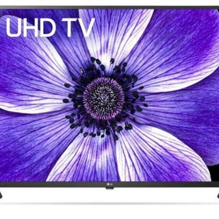 Smart TV 50UN70006LA 50 Ultra HD 4K Wi-Fi (Preto) - LG