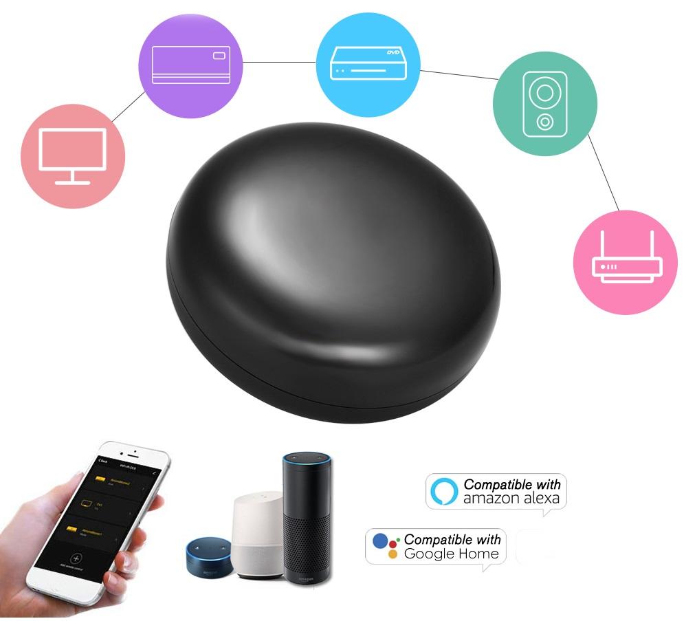 Controlo Remoto IR Smart Home Wi-Fi