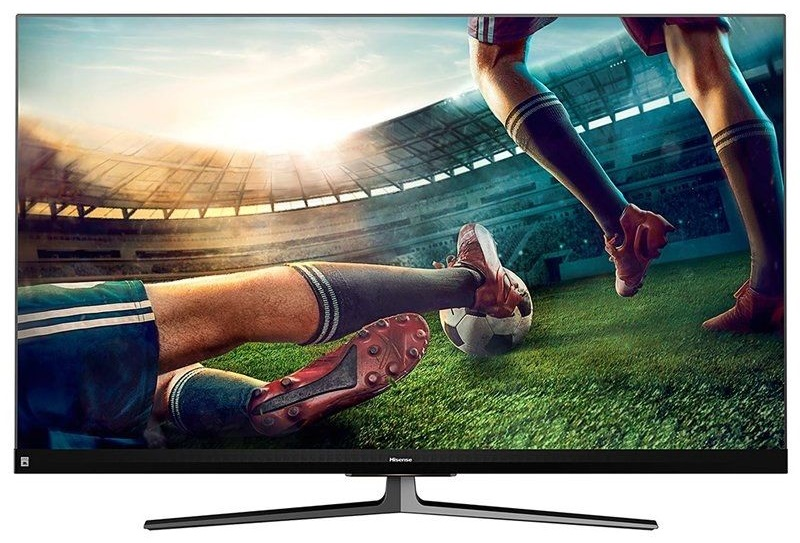 Smart TV U8QF 55 ULED 4K Ultra HD (Preto) - HISENSE