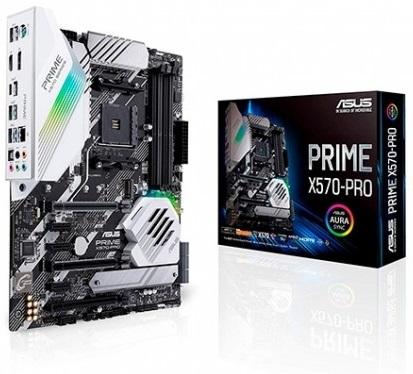 Motherboard ATX Prime X570 Skt AM4 - ASUS