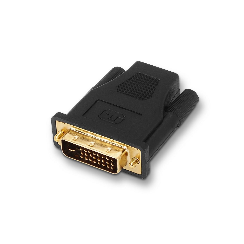 Adaptador DVI 24+1 Macho - HDMI Fêmea - AISENS