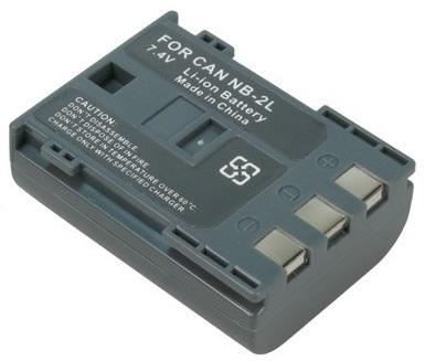 Bateria Compatível BP-2L5, BP-2LH, NB-2L, NB-2LH CANON (800mAh)