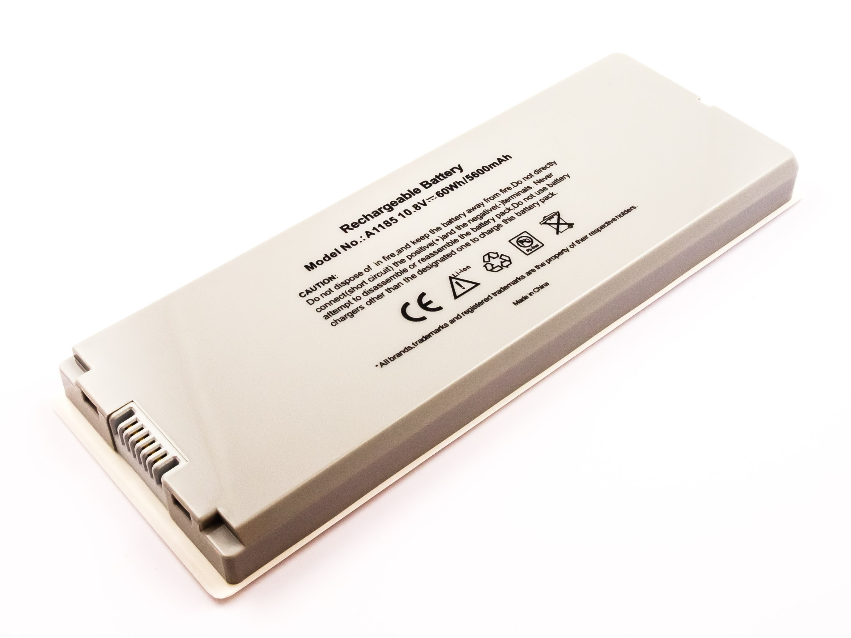 Bateria p/ Portátil Compatível Apple 5600mAh MACBOOK 13 A1185 MA561