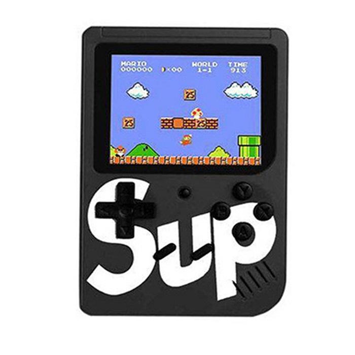 Consola Portátil Sup Game Box c/ 400 Jogos (Preto)
