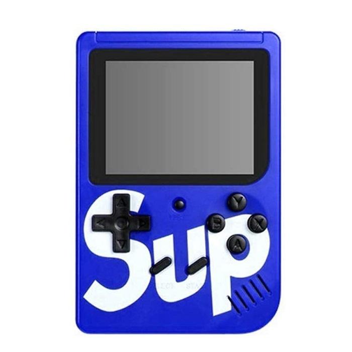 Consola Portátil Sup Game Box c/ 400 Jogos (Azul)