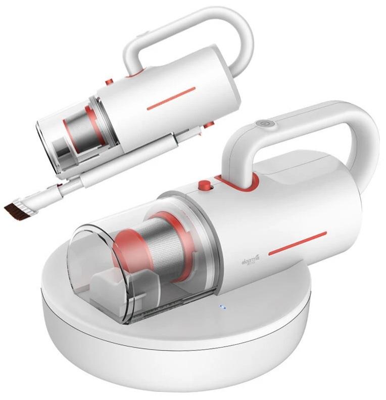 Aspirador Portátil 2-EM-1 Anti-Ácaros Deerma CM1300 UV-C (Branco) - XIAOMI