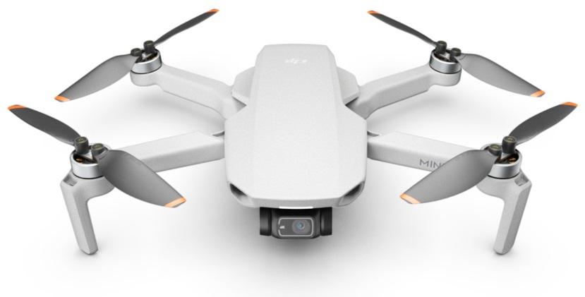 Drone Mini 2 Combo 12Mpx (Branco) - DJI
