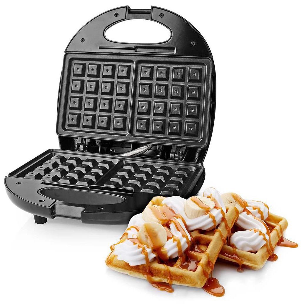 Máquina de Waffles (Gaufres) 750W - NEDIS