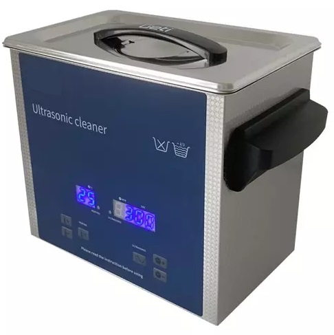 Aparelho de Limpeza a Ultra-Sons Pro. Digital - 3 Litros