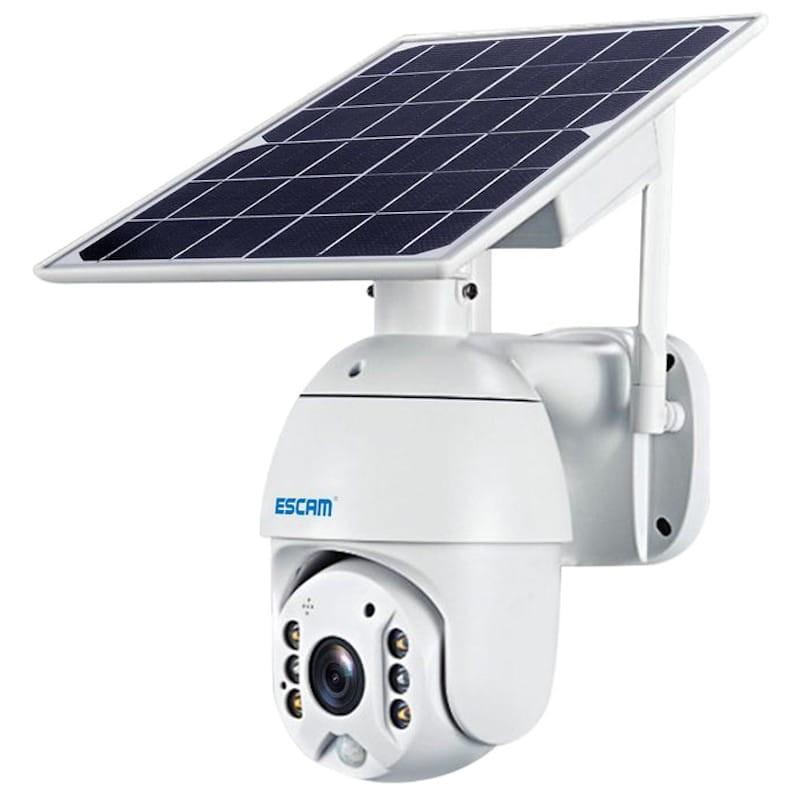 Câmara de Vigilância IP Solar 1080p 355º Wi-Fi
