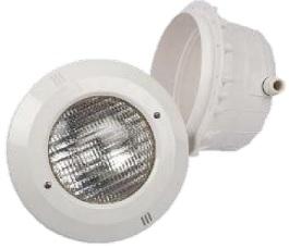 Habitáculo p/ Lampada LED Piscinas PAR56