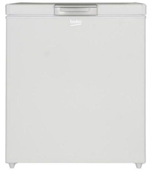 Arca Congeladora Vertical 205L A+ (Branco) - BEKO