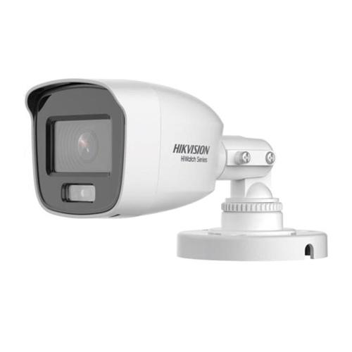 Câmara de Vigilância ColorVu 4-EM-1 (HDTVI/HDCVI/AHD/Analógica) 1080p c/ Ilum. LED - HIK VISION