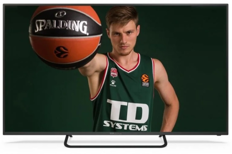 Smart TV 58'' K58DLX11US LED 4K UHD (CE: A) - TD SYSTEMS