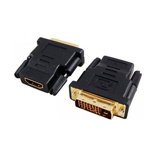 Adaptador HDMI Femea - DVI Macho - L-LINK