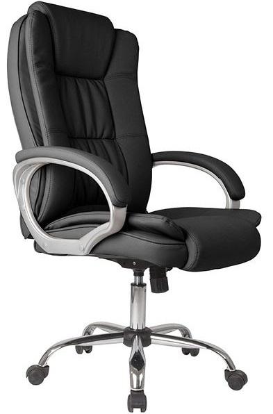 Cadeira de Escritório OF400 (Preto) - MUVIP