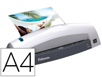 Plastificadora Fellowes Lunar A4