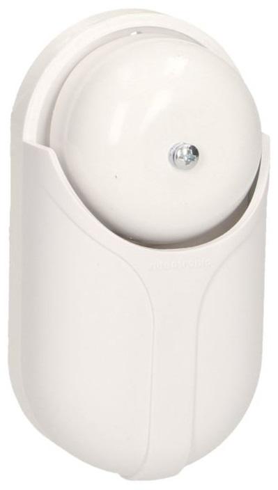 Campainha Interior Electromecânica 220V (Branco) - ORNO