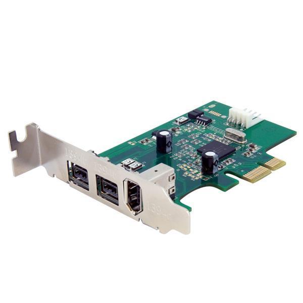Adaptador de Interface IEEE 1394/Firewire - STARTECH