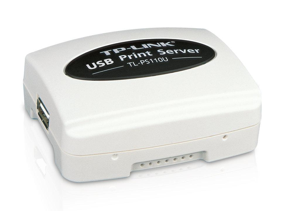 Print Server Single USB2.0 Port Fast Ethernet - TP-LINK