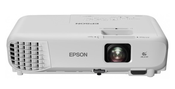 Video Projector 3300 Lumen HD 3LCD EB-X05 - EPSON
