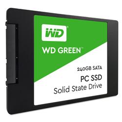 Disco SSD 2,5 240GB Serial ATA III - Western Digital Green