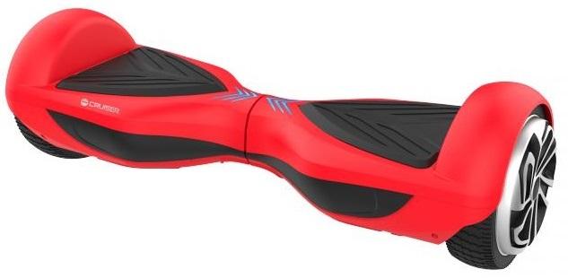 Hoverboard Cruiser 6,5 2x 250W (Branco) - REBEL