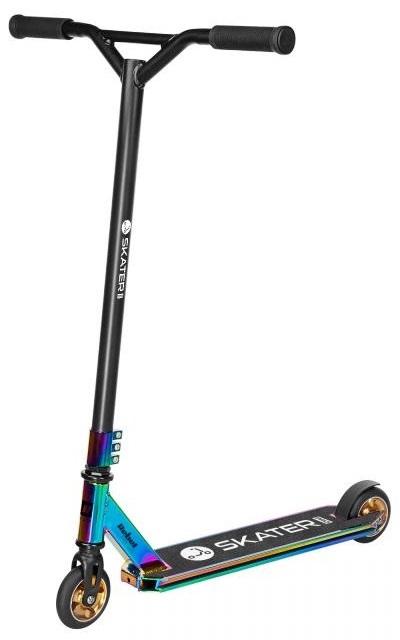 Trotinete Acrobática Skater Pro (Neon) - REBEL