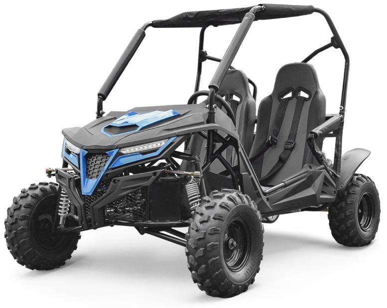 Buggy 210CC (Azul) - XTRM FACTORY 81