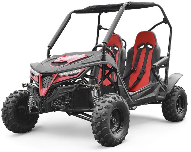 Buggy 210CC (Vermelho) - XTRM FACTORY 81