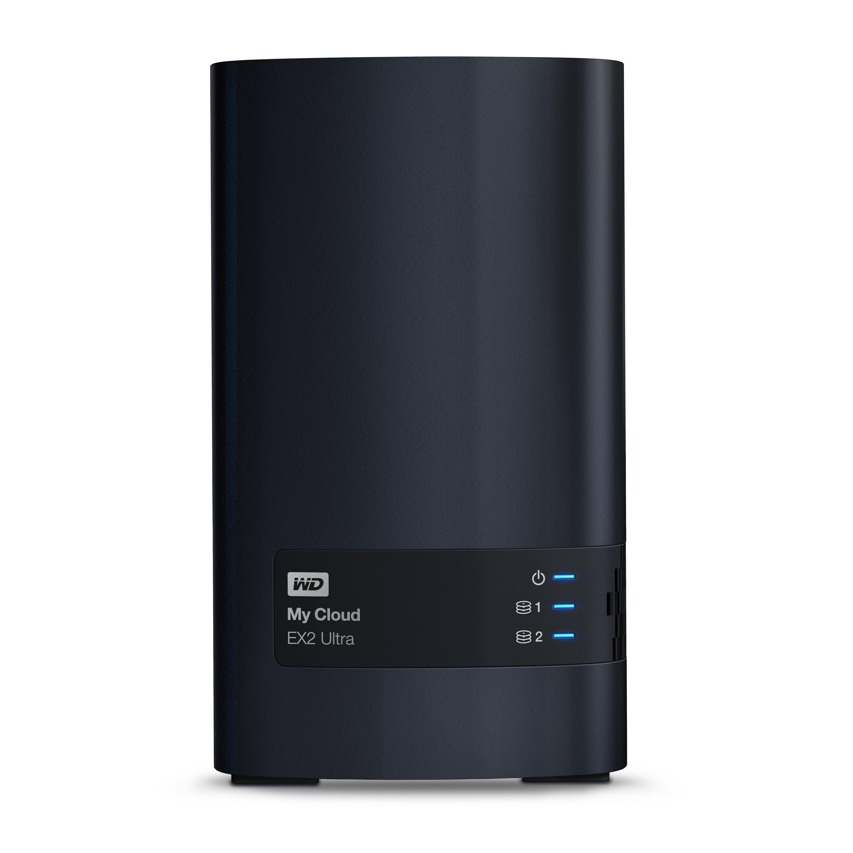 NAS PC Ethernet LAN - Western Digital My Cloud EX2 Ultra