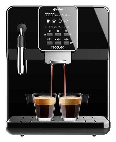 Máquina de Café Automática Power Matic-Ccino 6000 Série Nera - CECOTEC