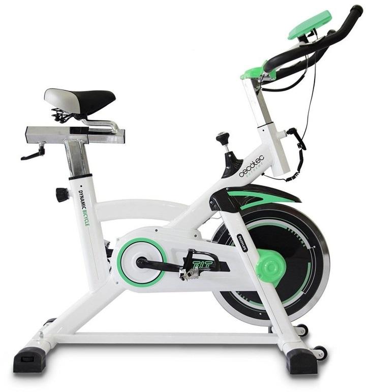 Bicicleta Extreme (Branco/Verde) - CECOTEC