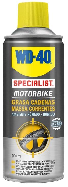 Lubrificante Massa p/ Correntes 400ml (SPECIALIST) - WD-40