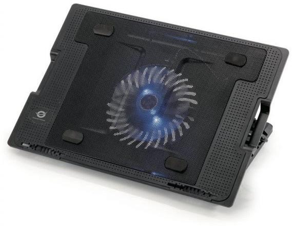 Base Cooler p/ Portatil 17 - CONCEPTRONIC