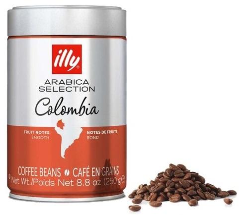 Café Grão illy Arabica Selection Lata 250gr Colombia