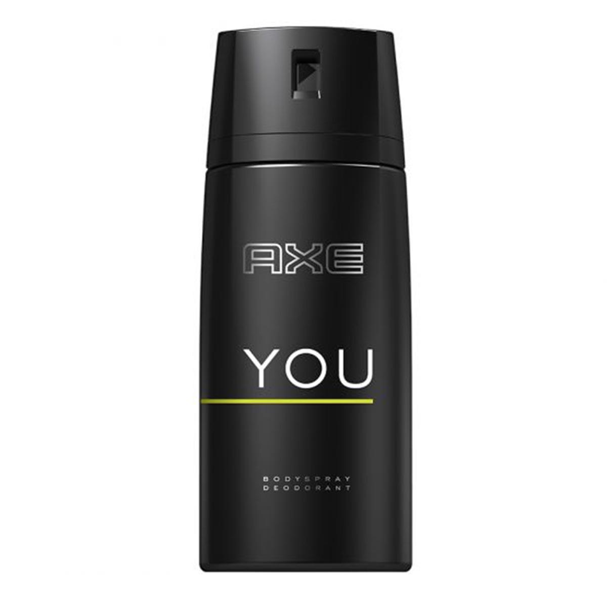 Desodorizante Spray Axe You 150ml