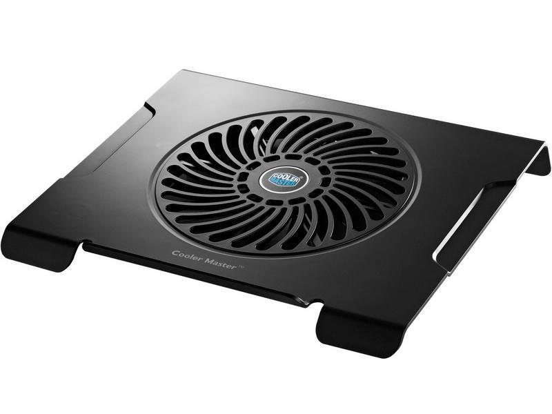 Base de Refrigeração Coolling 15 (Preto) - Cooler Master NotePal CMC3