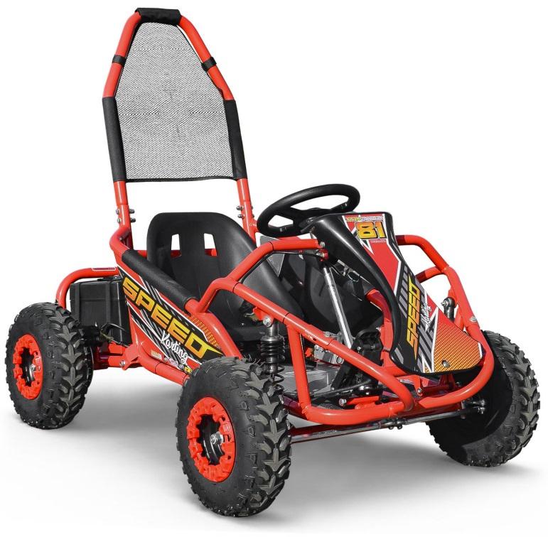 Kart Eléctrico SPEEDKART 1000W 48V 20Ah - XTRM FACTORY 81