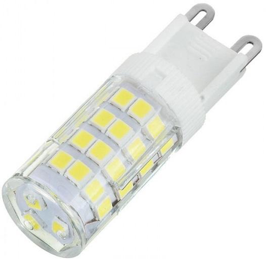 Lampada LED G9 220V 5W Branco F. 6000K 360º 450Lm