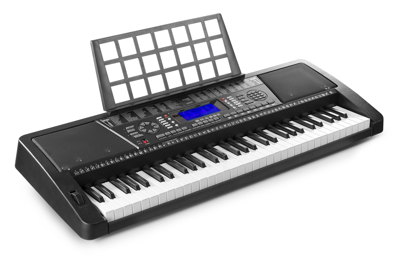 Orgão Teclado Musical Electrónico (61 Teclas) KB12P - MAX