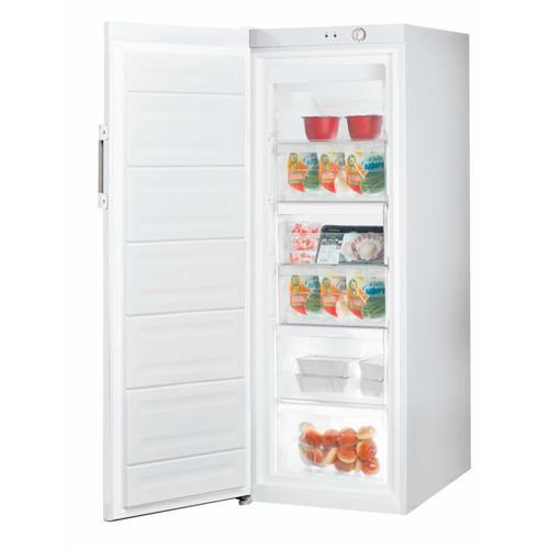 Arca Congeladora Vertical 244L 167x60 - CL.A+ - UI61W.1 - INDESIT