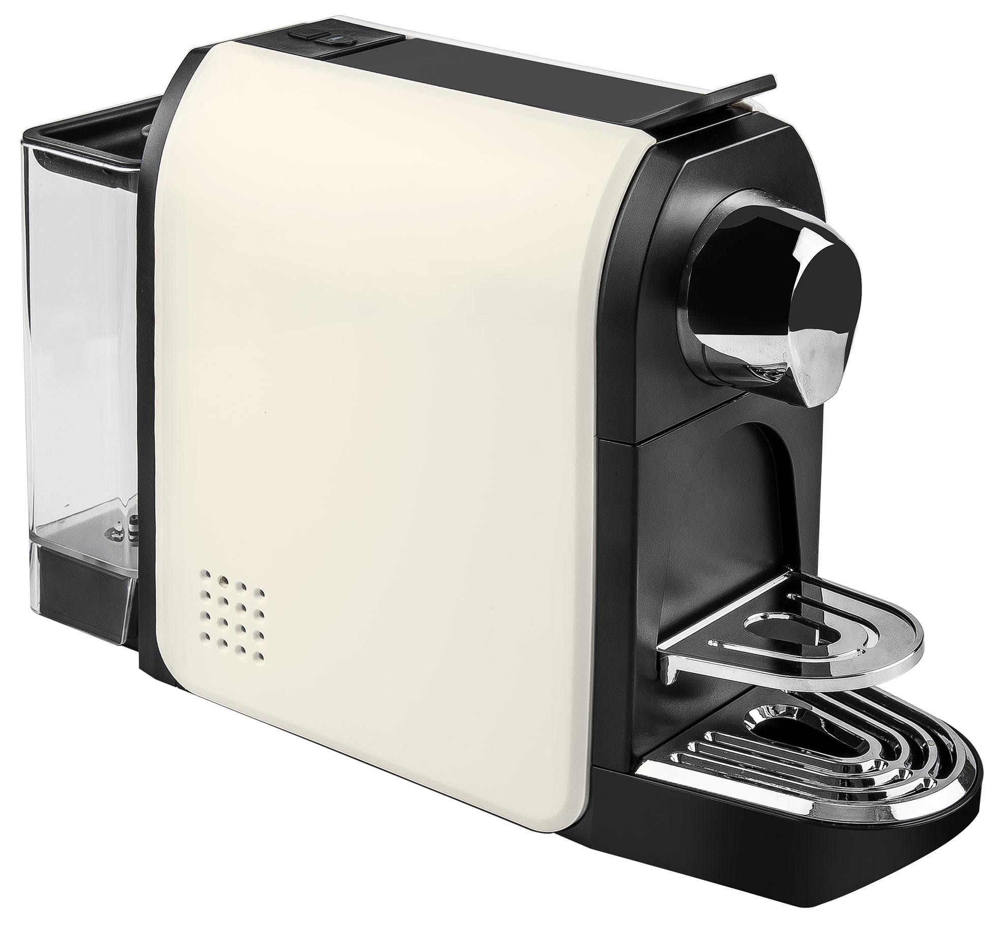 Máquina de Café Cápsulas NESPRESSO 1400W 20Bar - KUKEN