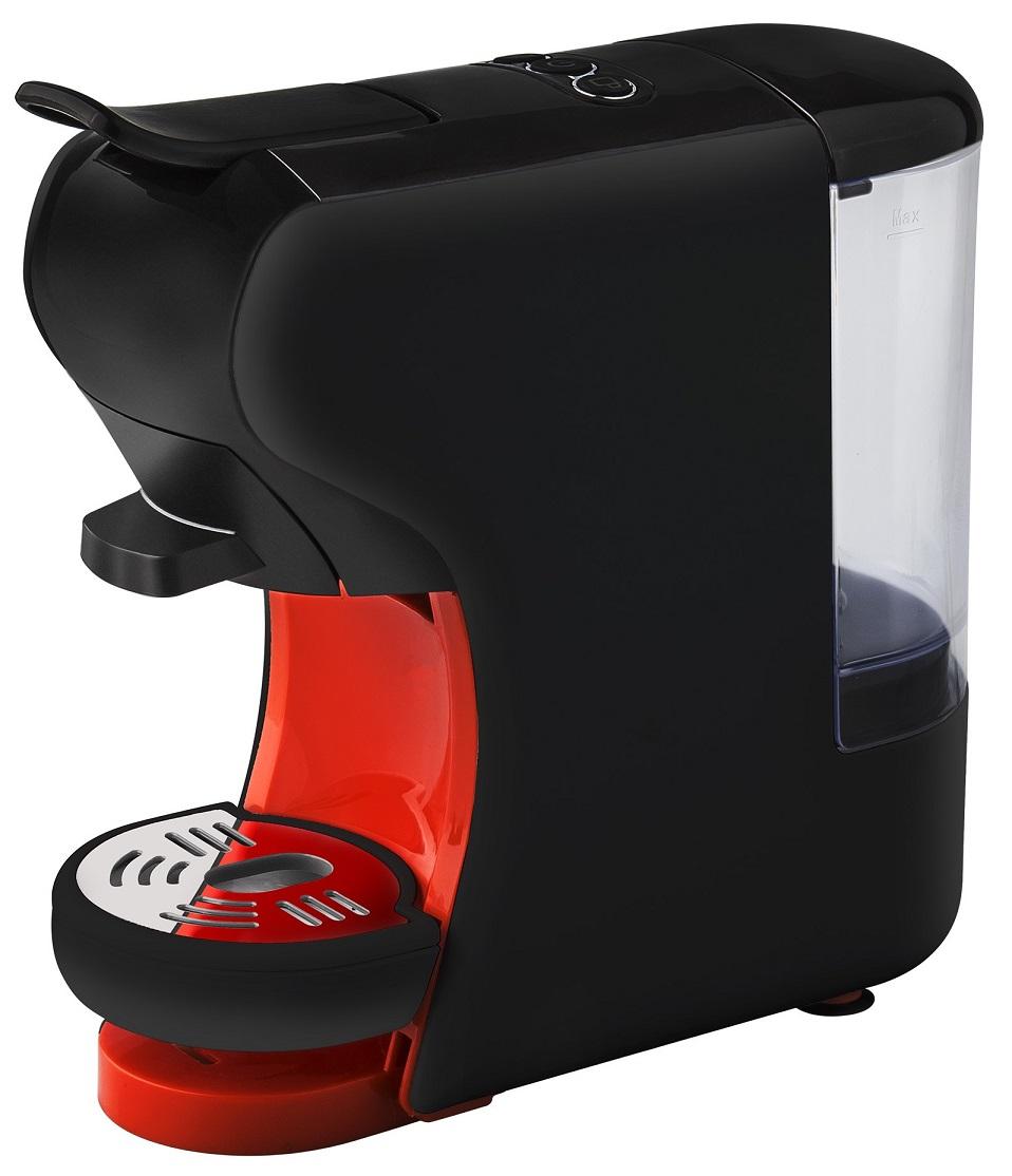 Máquina de Café 3-EM-1 20Bar 1500W Comp. c/ Expresso, Dolce Gusto e Nespresso - KUKEN
