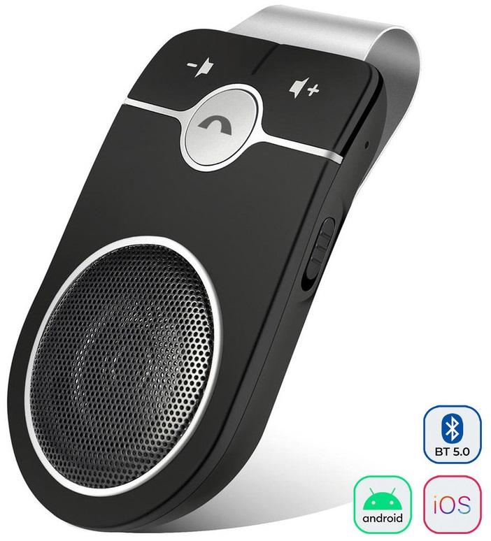 Kit Mãos Livres Bluetooth5.0 + EGR - PLATINET