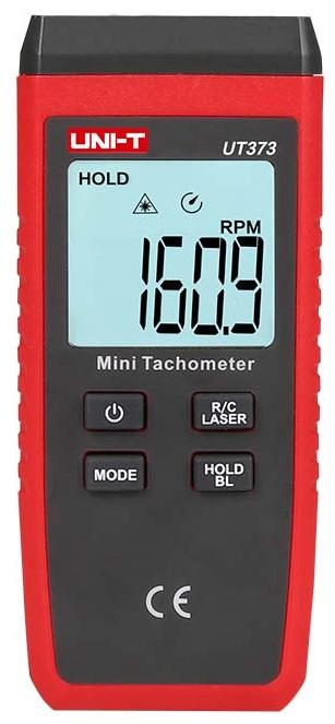 Tacómetro Mini Digital 10 ~ 99999 RPM - UNI-T