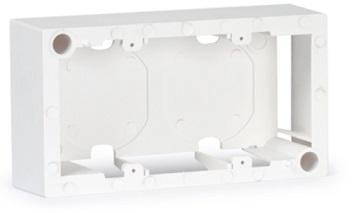 Caixa Instalação Superficie p/ 2 Paineis Ligação - FONESTAR